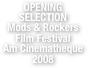 OPENING SELECTION
